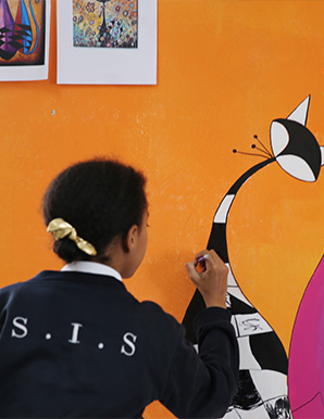 S.I.S, a leading school in Muscat, Sultanate of Oman