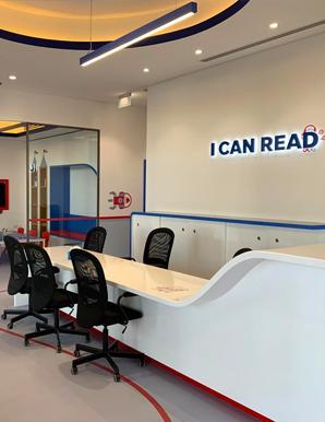 I CAN READ - Enrichment Center
